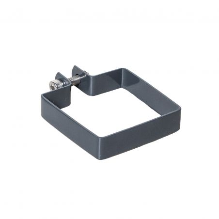 collier portail 80x80 gris anthracite