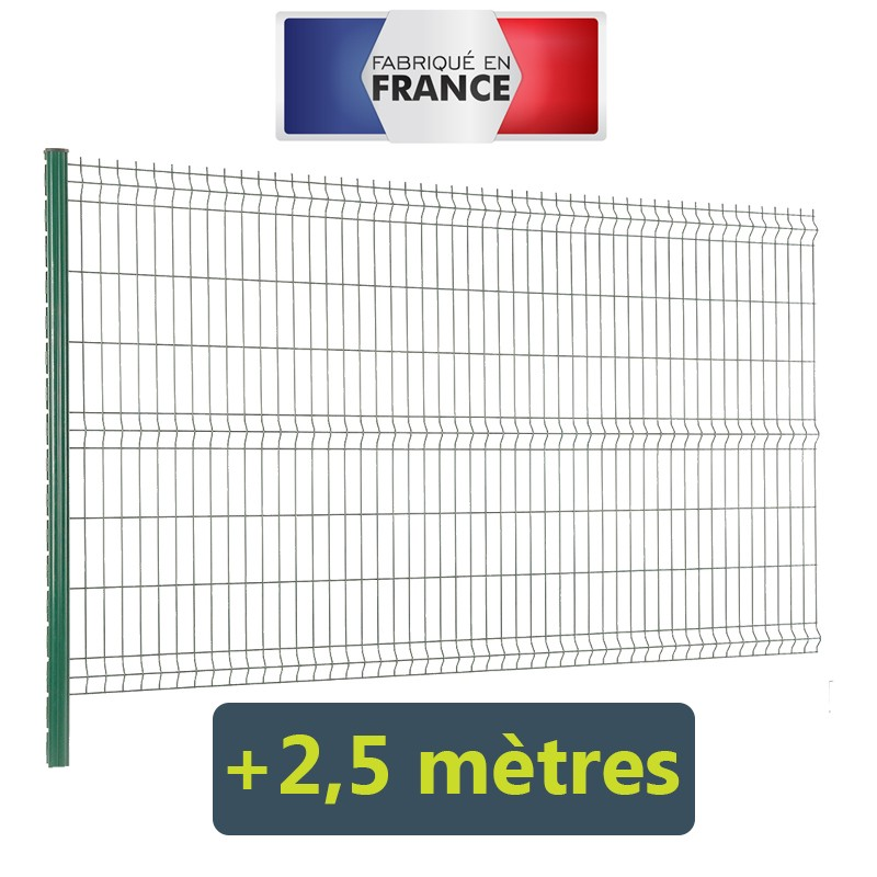 cloture 2 metres