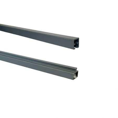 Pack de lisses aluminium