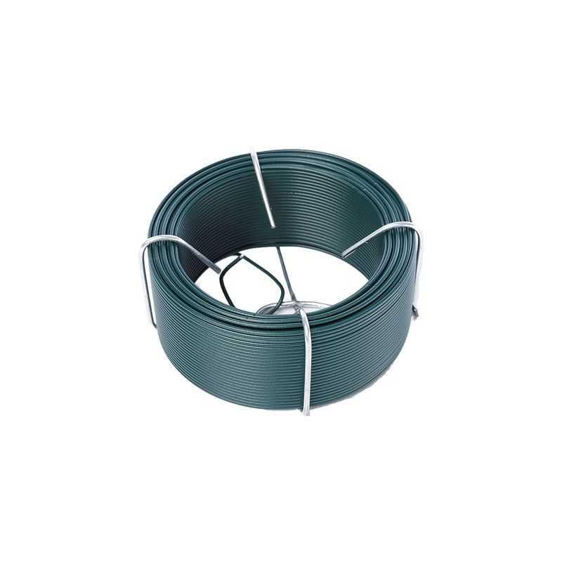Bobinot fil d'attache Ø1,3mm - vert
