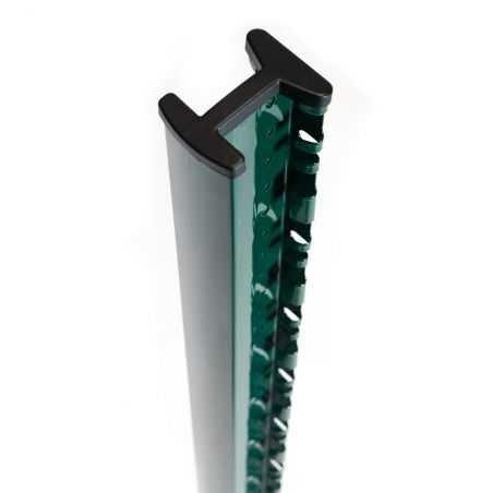 Portillon aluminium - Onyx - Passage 1 m - gris