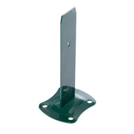 Platine pour poteaux à clips Easy Pro Clip vert