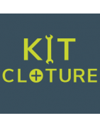 Kit cloture Easy Pro 5 - fil 5mm
