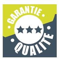 Qualité garantie sur toutes nos clotures