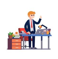 Faites vous livrer votre commande Easycloture sur votre lieu de travail